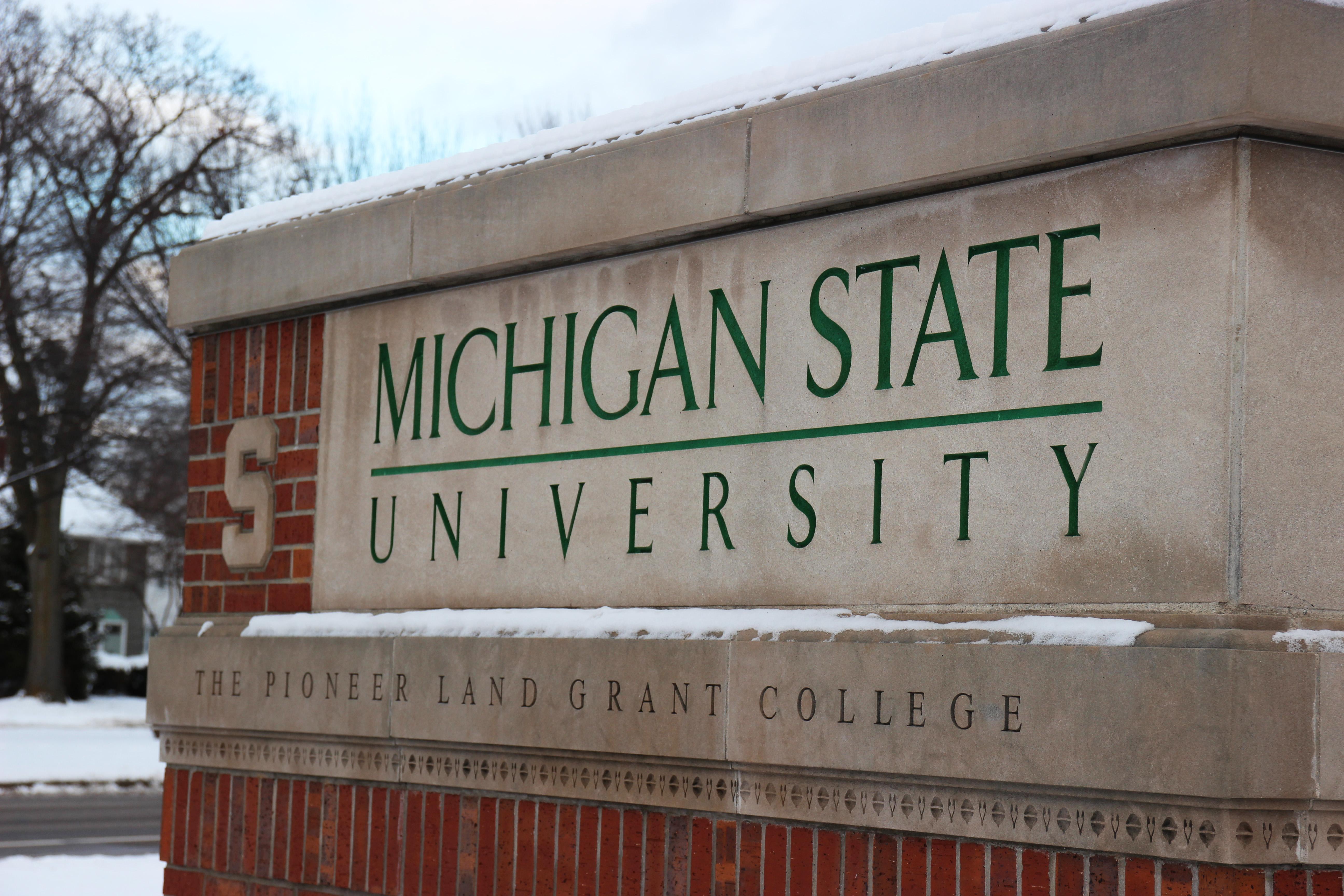 Larry nassar michigan radio michigan state university sign sciox Choice Image