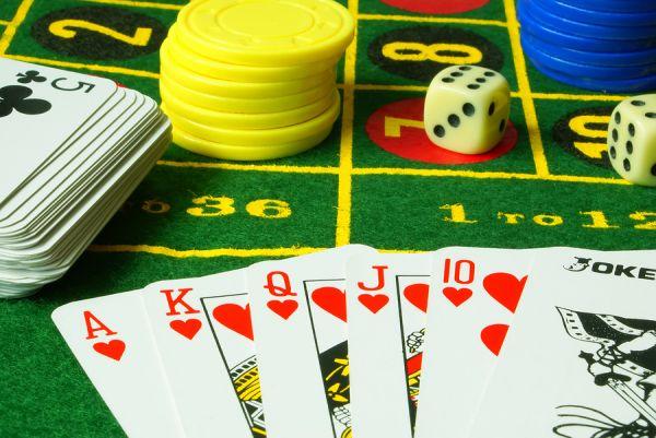 Gambling gaming terms
