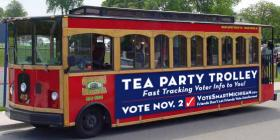 Tea Party Trolley