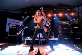 Iggy Pop performs at the South by Southwest festival