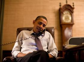 President Obama makes calls to republican leadership