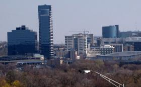 Grand Rapids skyline