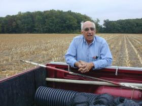Lynn Davis, Farm Drainage in Ohio