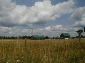 A farm in Michigan