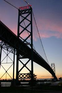 The Ambassador Bridge