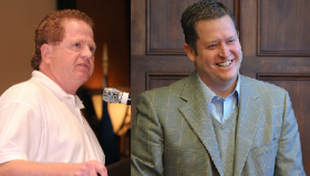 Michigan Rep. Roy Schmidt (R-Grand Rapids), and Speaker of the House Jase Bolger (R-Monroe).