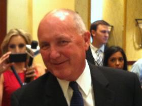 Pete Hoekstra is running against Debbie Stabenow for the U.S. Senate.