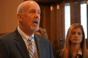 Michigan Association of Police Chiefs Executive Director Bob Stevenson speaks out against plan to relax liquor sales.