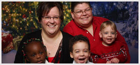 Couples challenge Nebraska ban on gay adoptive and foster parents