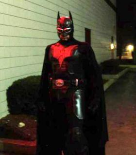 A photo of 'Petoskey Batman' on the Michigan Protectors website.
