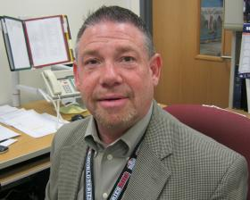 photo of David Lessel, Assistant Principal at Waterford Mott High School