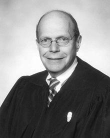 U.S. District Judge Bernard Friedman was appointed to the bench by President Reagan.