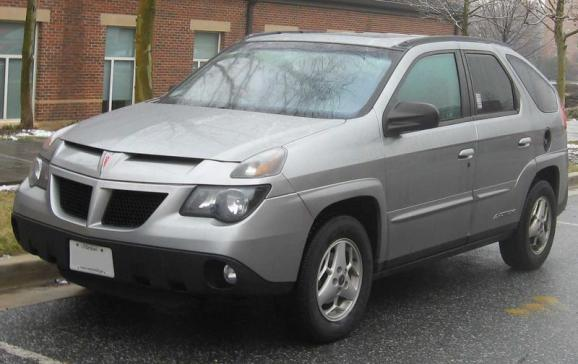 The Pontiac Aztek