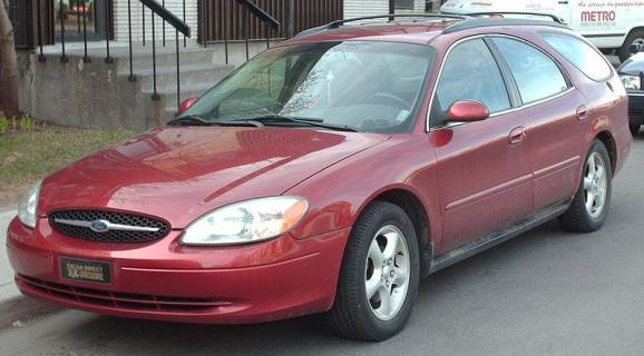 The Ford Taurus Station Wagon