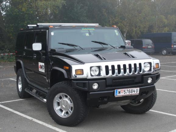 The Hummer H2