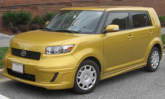 The Scion xB