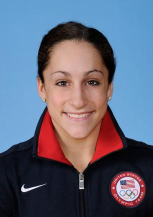 Gymnast Jordyn Wieber from DeWitt