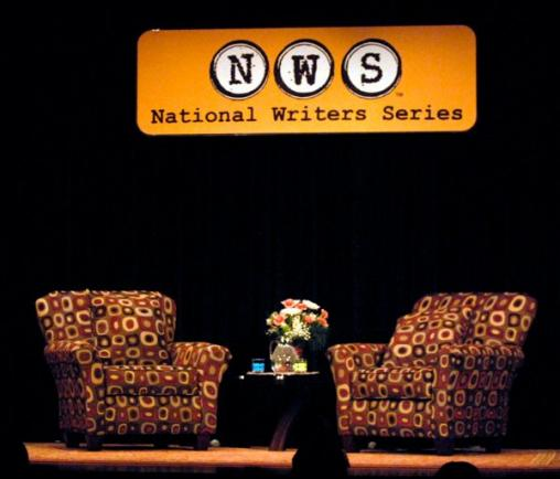 Traverse City National Writer Series, An Evening with Vince Gilligan. Photo courtesy John Russell.