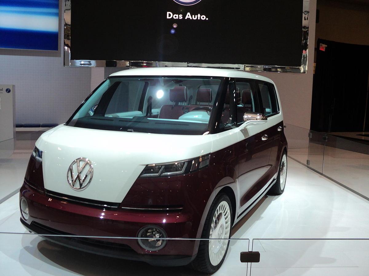 VW Bulli concept.