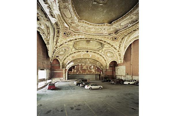 Detroit Theater today