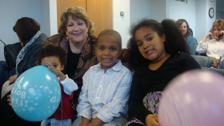 Susan Wares adopted her three grandkids