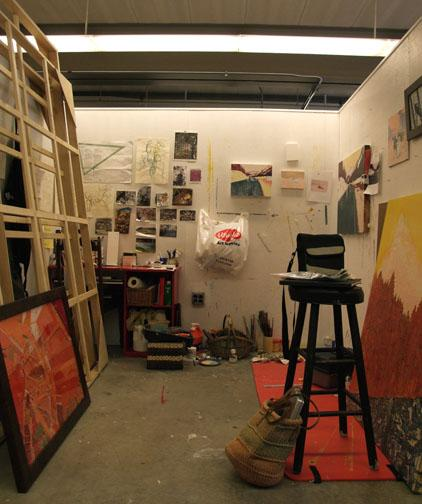 art studio