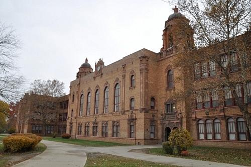 Cooley High School Detroit