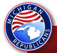 Michigan Republican Party logo