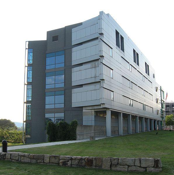 The University of Pittsburgh's Center for Biotechnology and Bioengineering sits on the site of an old steel mill. It's an example of how the city transitioned away from its industrial past.