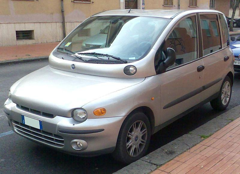 The Fiat Multipla