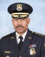 Detroit Police Chief Ralph Godbee
