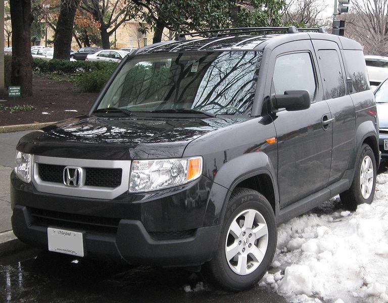 The Honda Element