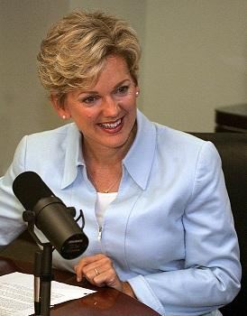 Governor Jennifer Granholm