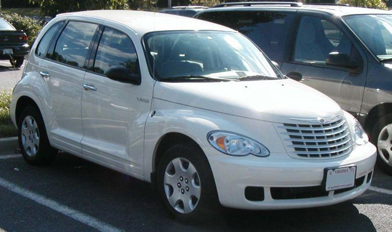 The Chevy PT Cruiser