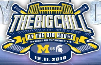 The Big Chill logo from the University of Michigan
