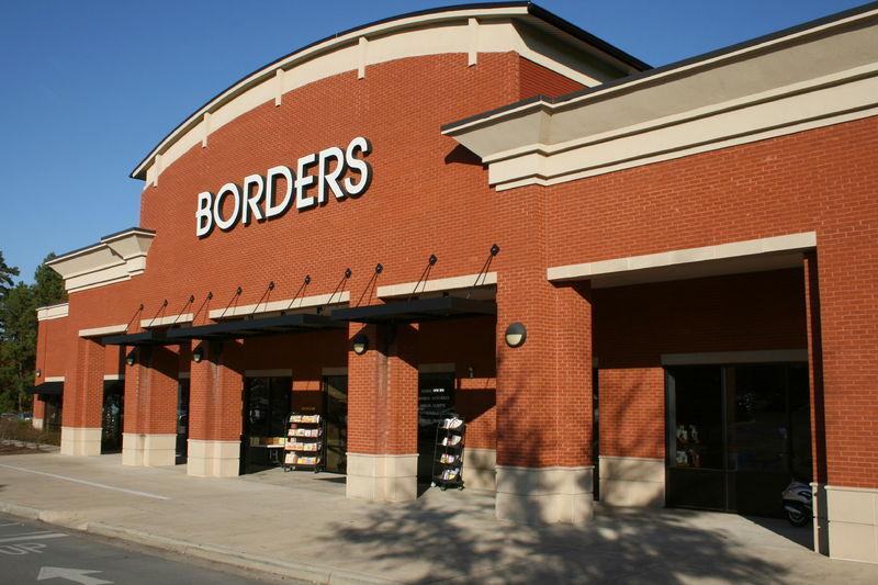 Border's shareholders making a quixotic move?