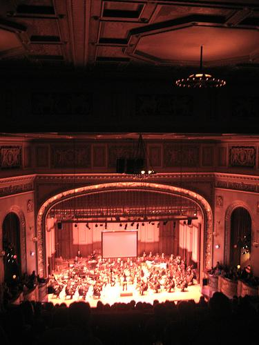 Detroit Symphony Orchestra musicians