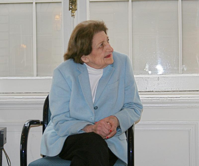 Helen Thomas