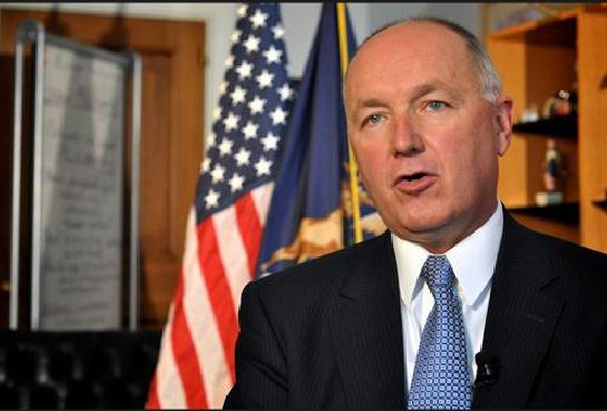 Michigan Representative Pete Hoekstra
