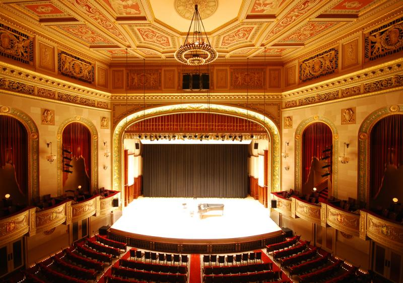 Detroit's Orchestra Hall