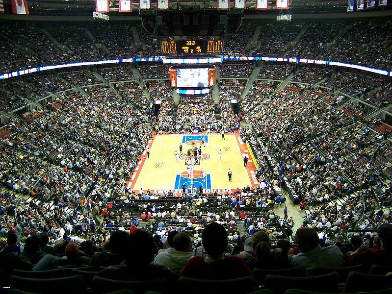 According to Forbes, the Detroit Pistons bring in $154 million in revenue