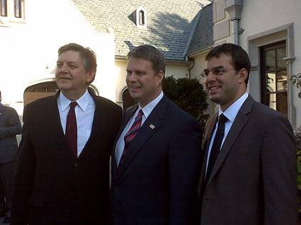 Three New Michigan Congressmen