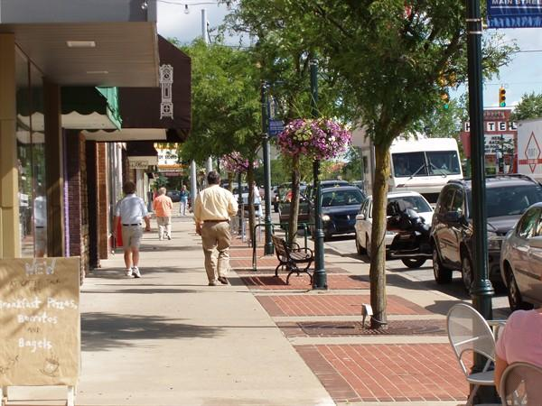 Clare, Michigan is one of four communities chosen to receive downtown rebranding