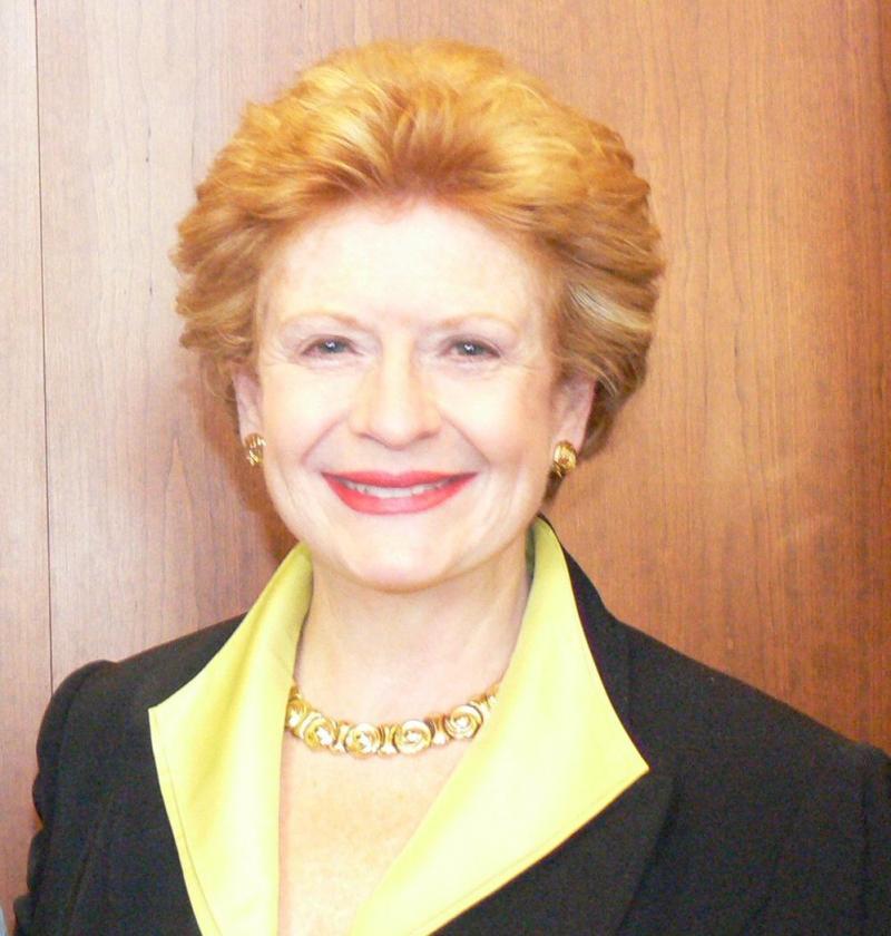 Michigan Senator Debbie Stabenow (D)