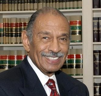 U.S. Rep. John Conyers, D-Mich., Stepped down in December