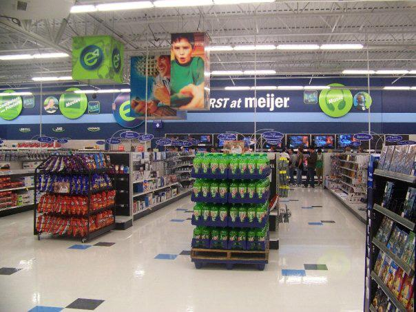 Meijer says it will ship around the world