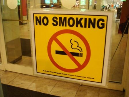 Should Smoking Be Banned in Public Restaurants?