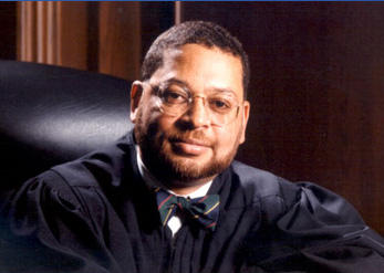 Newly appointed Michigan Supreme Court Chief Justice Robert Young.