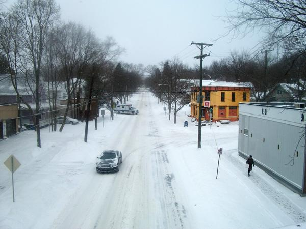Miller Road in Ann Arbor