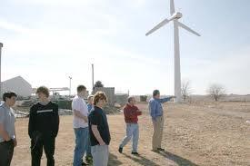 Consumers Energy says it produces about five percent of its power from Michigan-based renewable projects.